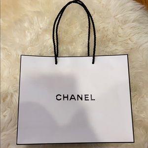 Chanel Shopping bag gift bag